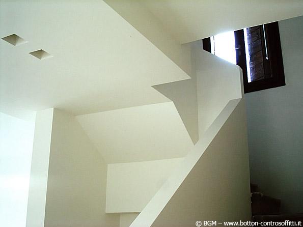 Pareti Soggiorno Particolari: Appartamento empoli, soggiorno.